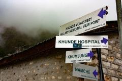 Khunde Hospital