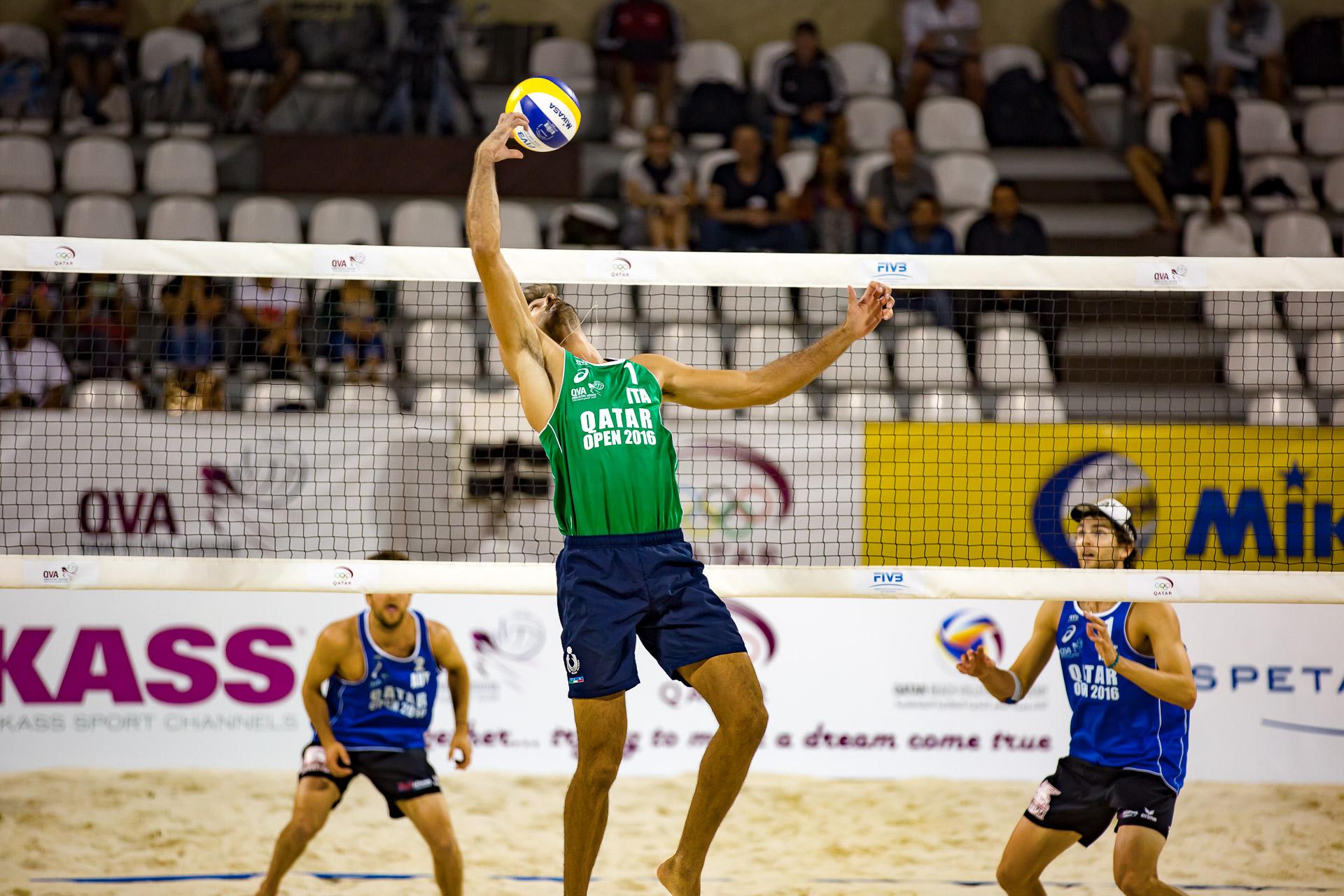 FIVB Beach Volleyball Qatar Open