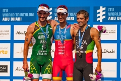 ITU World Triathlon Abu Dhabi 2016