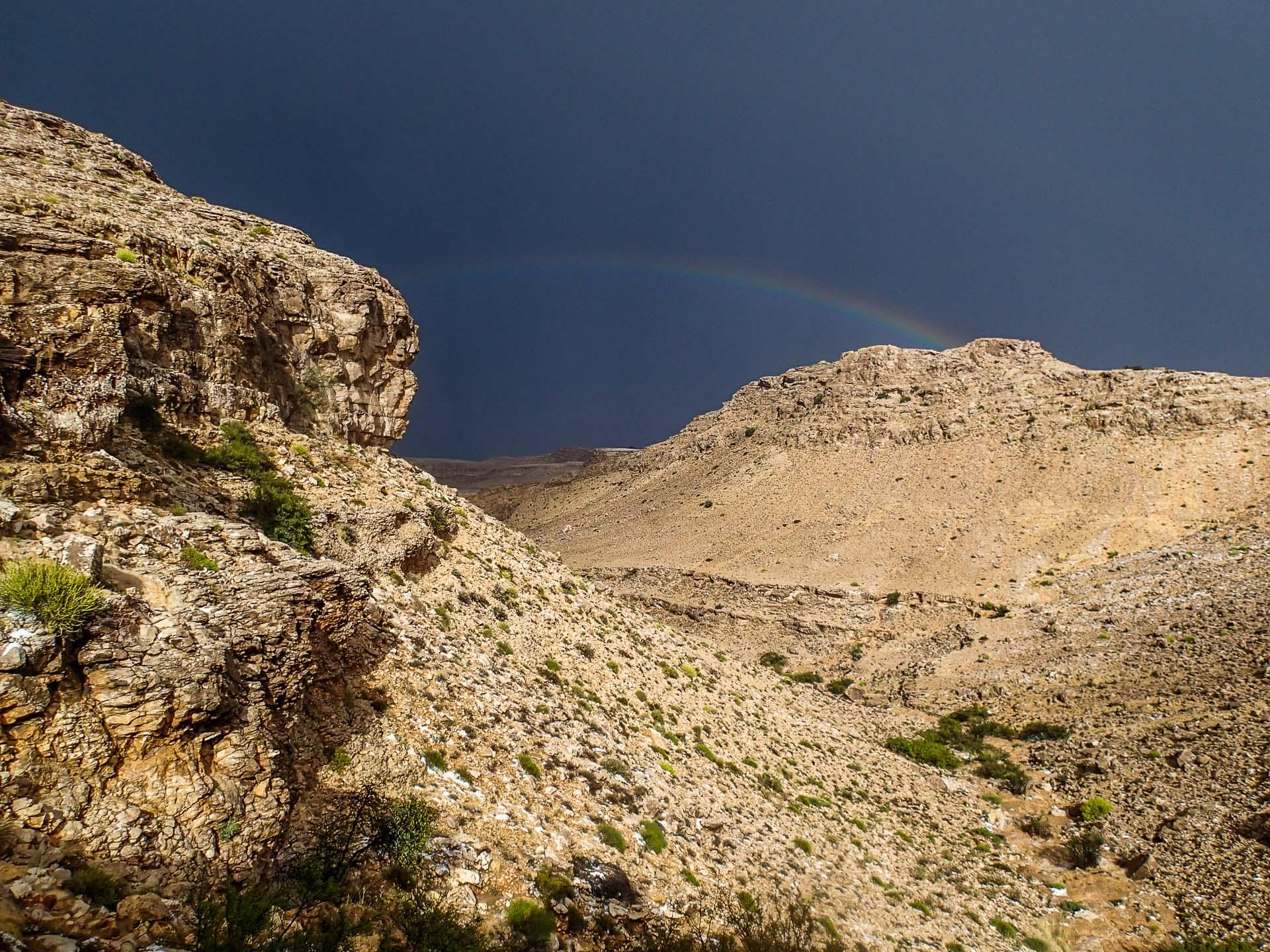 Eastern Hajar Mountains