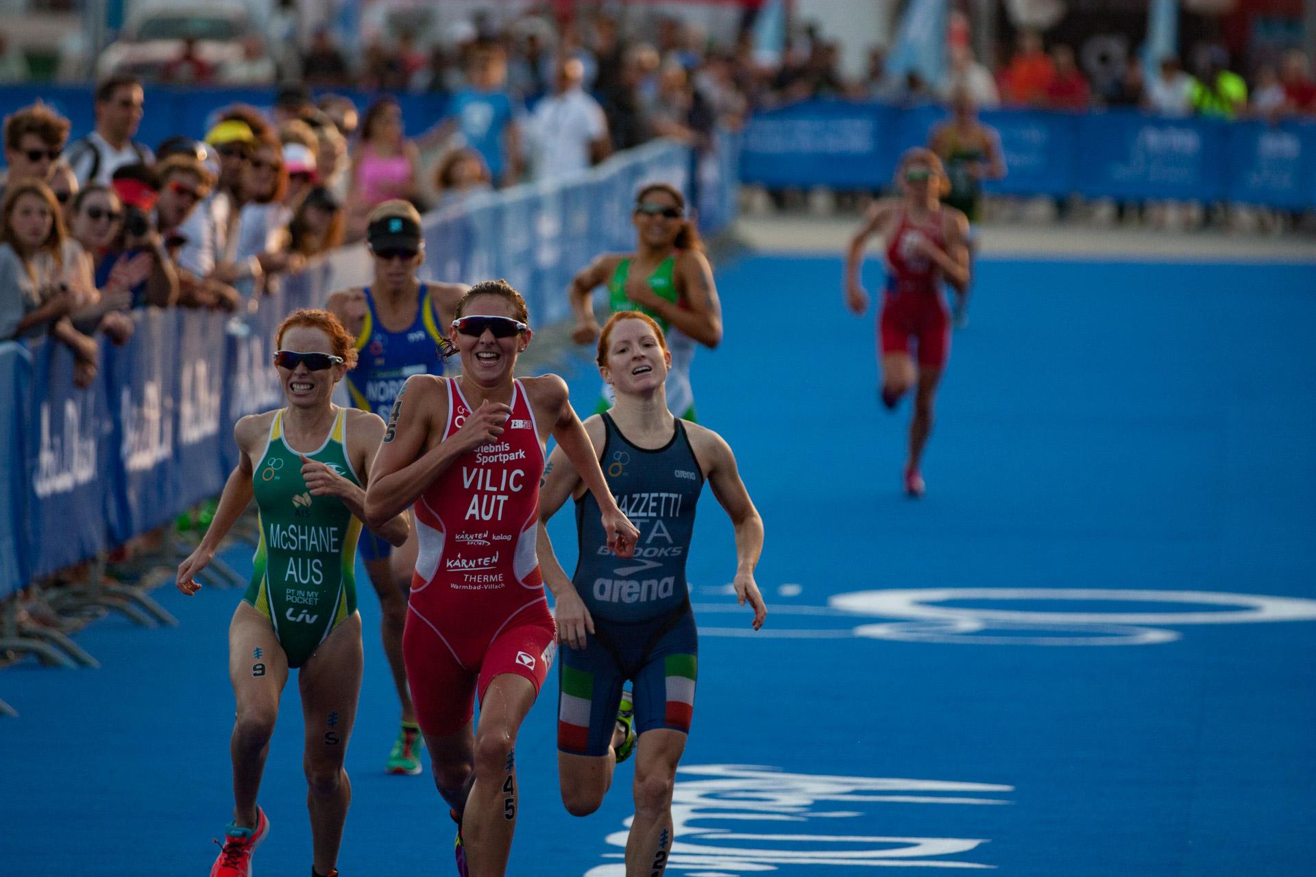 ITU World Triathlon Abu Dhabi 2016