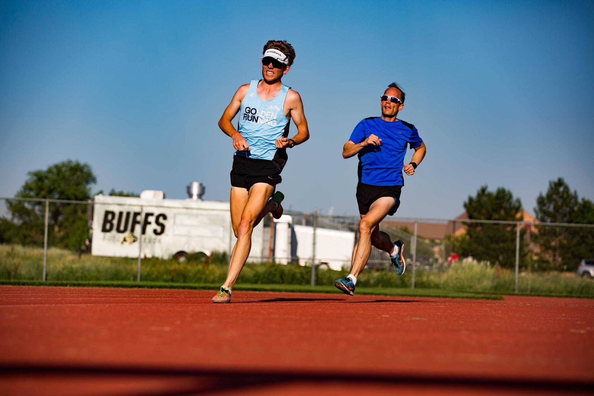 Boulder Road Runnes All Comers Track Meet