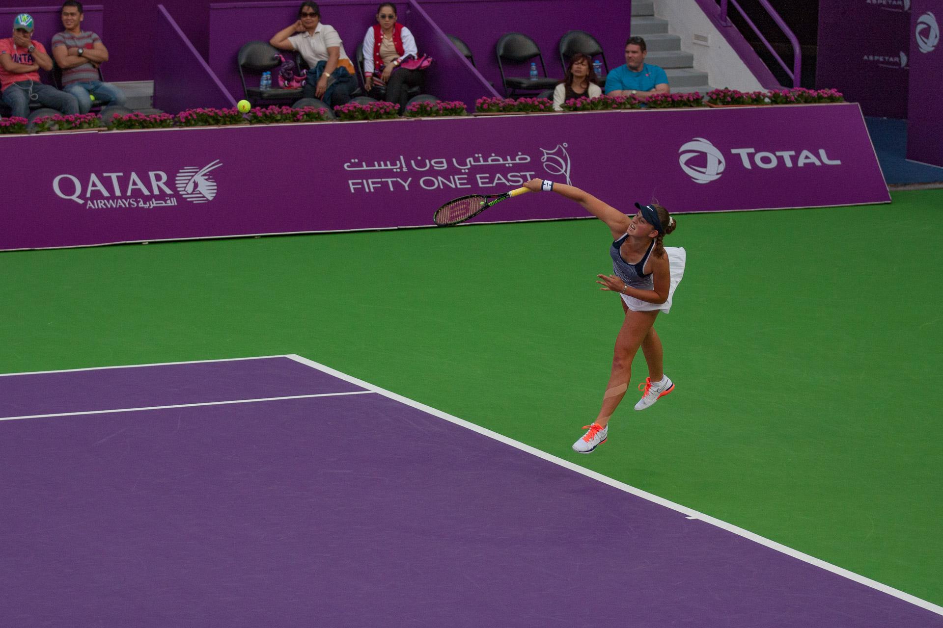 Qatar Total Open 2016
