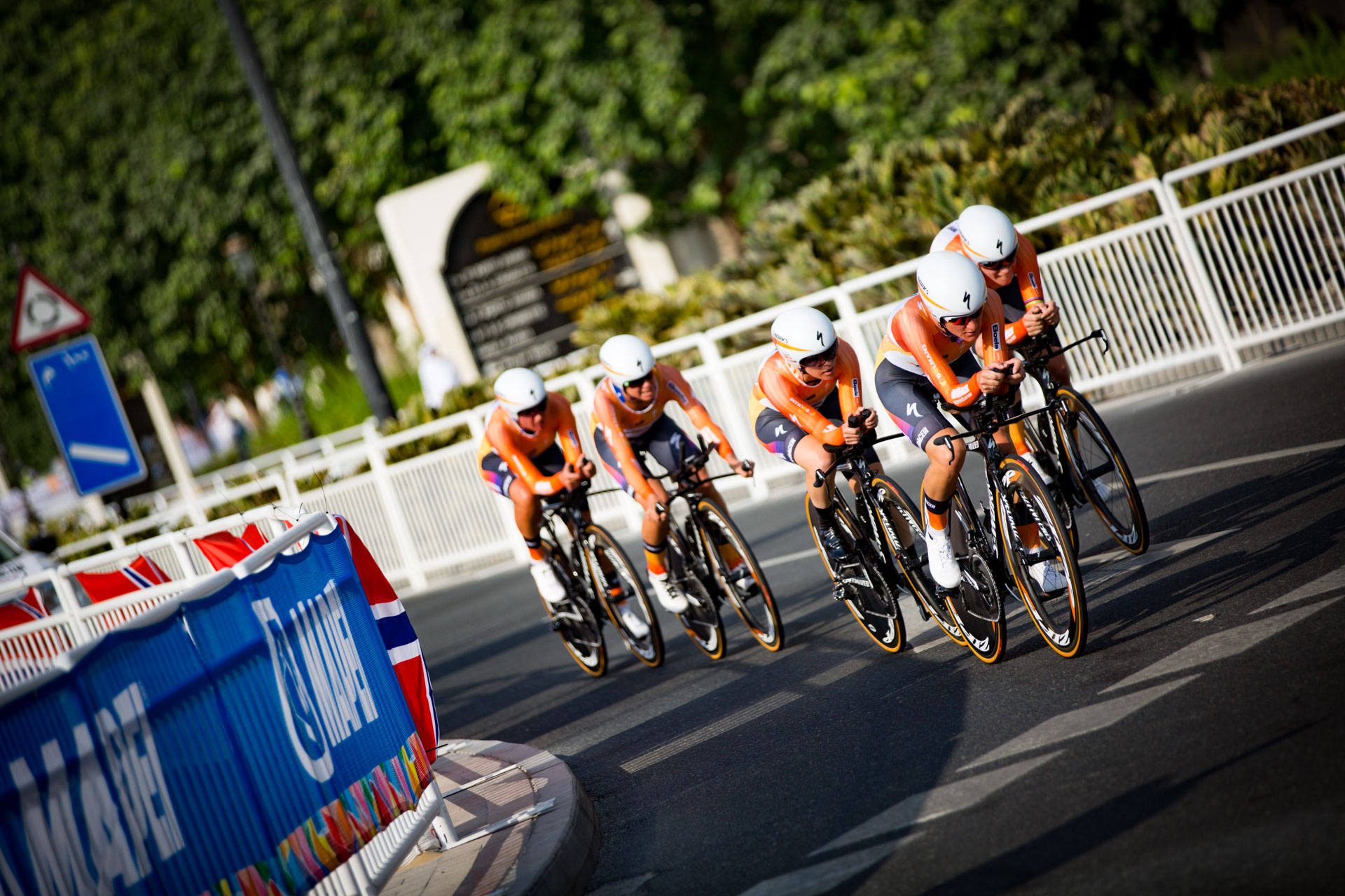 UCI Road World Championships Team Time Trial